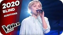Lara Fabian - Broken Vow (Phil)   The Voice Kids 2020   Blind Auditions