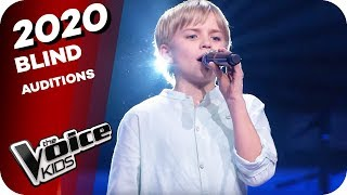 Lara Fabian - Broken Vow (Phil) | The Voice Kids 2020 | Blind Auditions