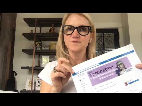 Day 7: The Power Of Your Attitude | #StayConnected With Mel Robbins