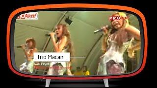 Trio Macan - Iwak Peyek (Official Karaoke Video)