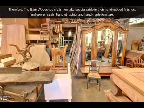 The Barn Woodshop | Menlo Park, CA | Furniture Stores