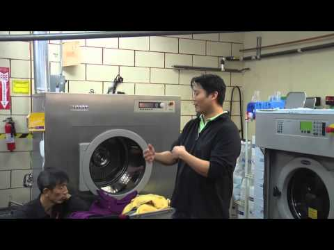AB Cleaners Washing Drying