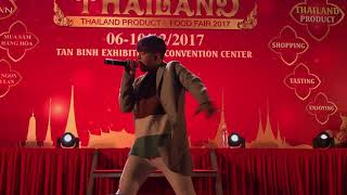 Thanh Duy - Game Over @ hội chợ Thái Lan, 06-12-17