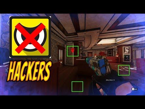 HACKERS VS CLOUT   Rainbow Six Siege
