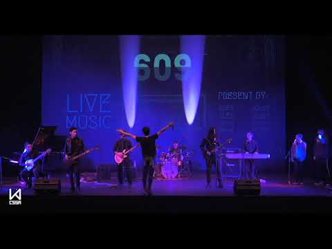 2018滑铁卢春晚 - 609 Live Music