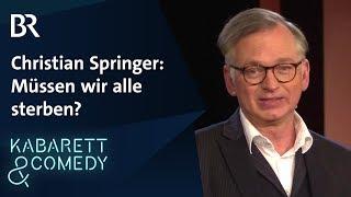 Christian Springer über Feinstaub