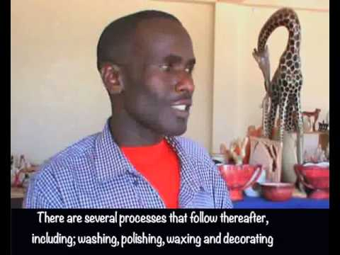 Kisii Soapstone Documentary, carving a better future in Kenya