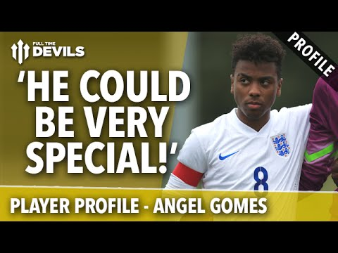 Angel Gomes | Manchester United Player Profile