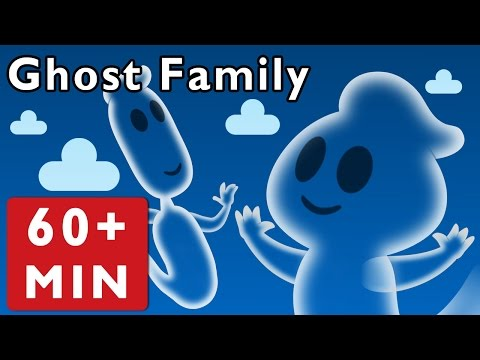 Ghost Family and More | Nursery Rhymes from Mother Goose Clu