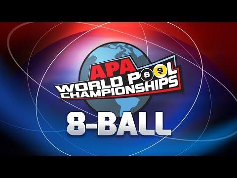 8-Ball Finals LIVE - 2017 World Pool Championships - American Poolplayers Association