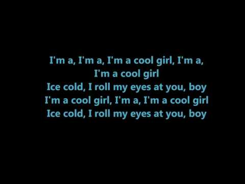 Tove Lo - cool girl (lyrics)