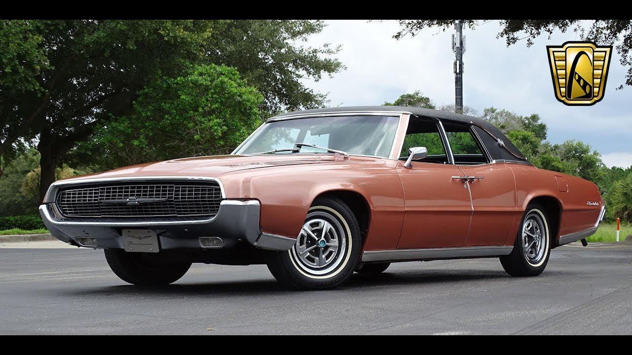 1967 Ford Thunderbird Gateway Orlando 893