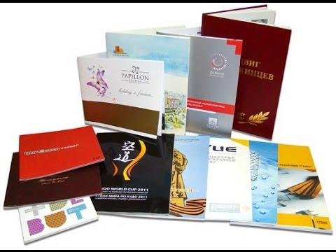 Изготовление рекламных каталогов. Бизнес идея