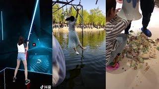 #3 Tik Tok Trung Quốc ✅Tổng Hợp Những Video Triệu View | khi CAO THỦ xuất chiêu