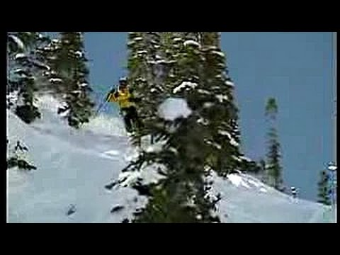 Extreme Skiing Championship Crested Butte Colorado | 1998 with Fails