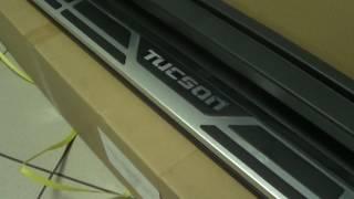 видео Автоаксессуары :: Дефлекторы :: Водосток лобового стекла Стрелка-2
