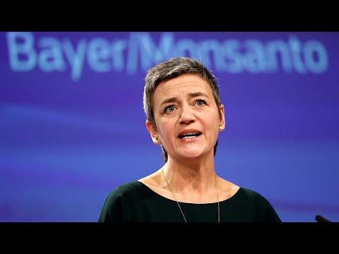 União Europeia aprova fusão entre Bayer e Monsanto