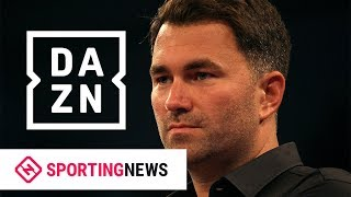 Eddie Hearn on How DAZN Will Affect Boxing's Growth