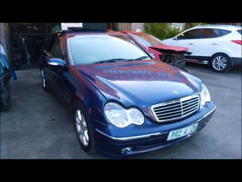 Breaking For Spares Mercedes C270Cdi, 612 Engine