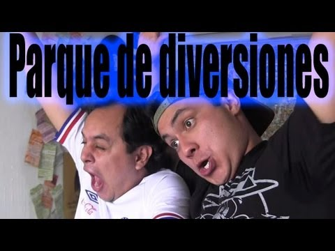 Parque de diversiones - Luisito Rey
