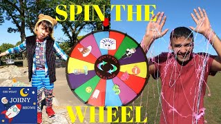 Johny Shows Spin The MYSTERY Wheel And Doing Whatever It Lands On