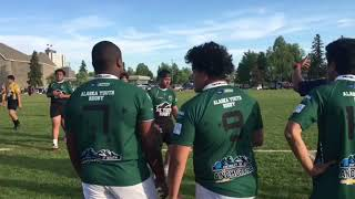 Mountain View rugby ~ Anchorage Alaska