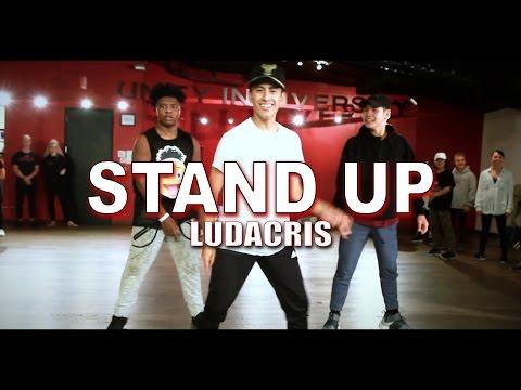Ludacris - Stand Up Choreography | by Mikey DellaVella x B Dash | @ludacris