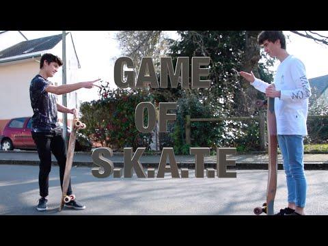 GAME OF SKATE : Marin Noblet VS Mathis Lucas