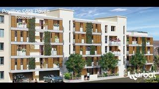 Pavillon Côte Pavée - Programme Immobilier Neuf Toulouse (31) - URBAT Toulouse