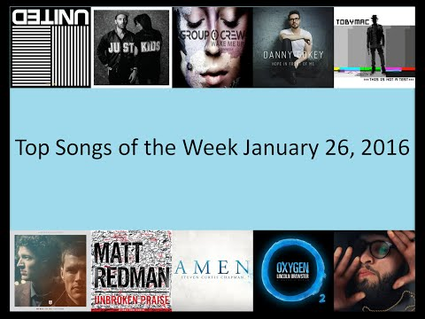 Top Songs of January 26, 2016
