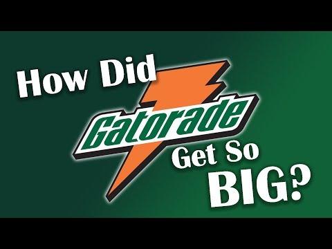 How Did Gatorade Get So Big?
