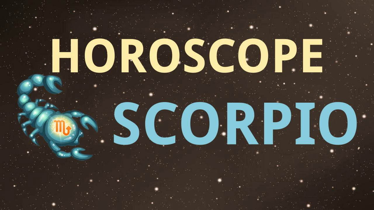 Scorpio Weekly Money And Finances Horoscope