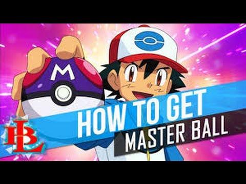 cheat master ball