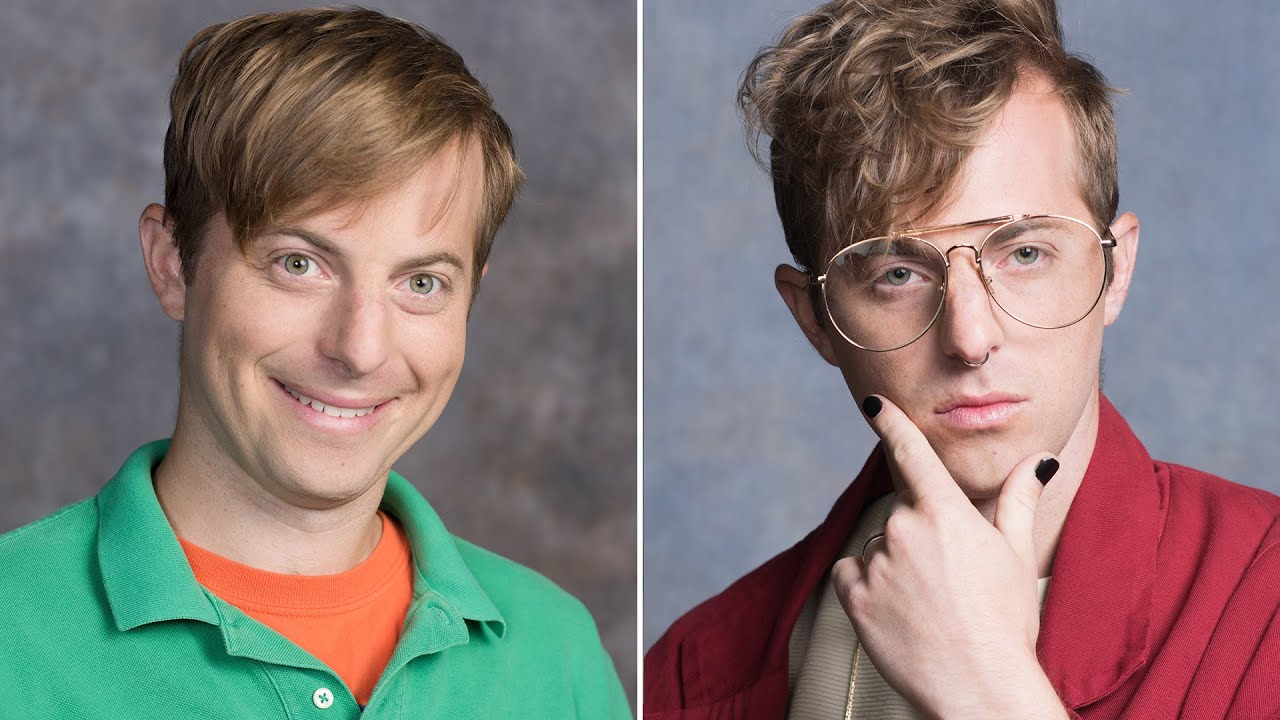 The Try Guys Get Makeovers From High School Girls 3