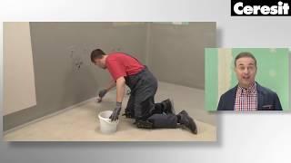 видео Гидроизоляция ванной комнаты в деревянном доме, этапы работ