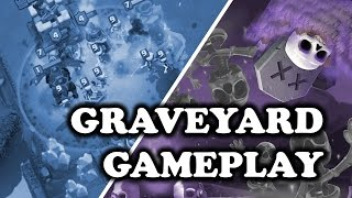 Clash Royale | Graveyard Gameplay