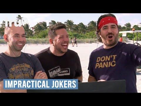 Impractical Jokers: Inside Jokes - Joe Mermaid | truTV