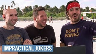 Impractical Jokers: Inside Jokes - Joe Mermaid | truTV