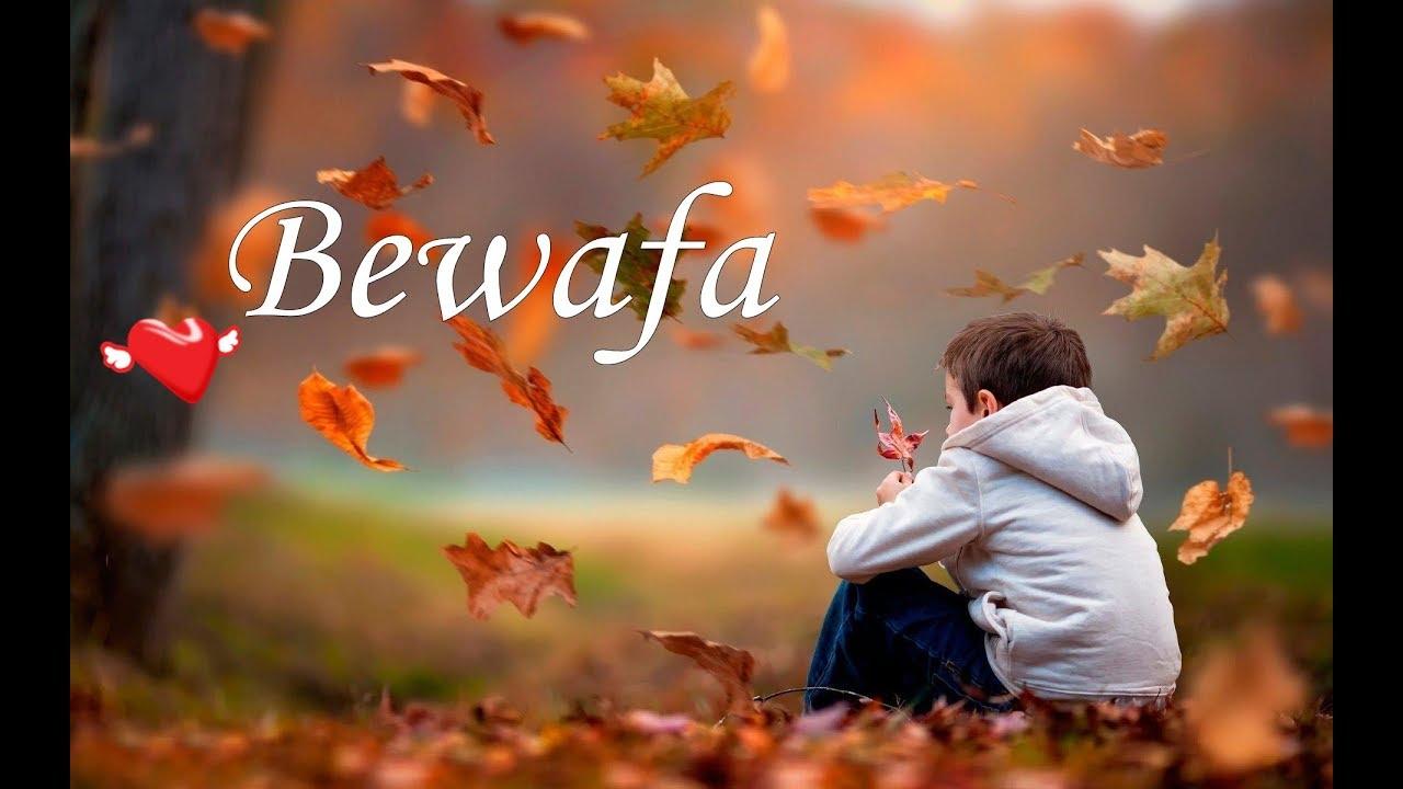 Bewafa Tu Love Sad Song Whatsapp Status Video Download