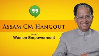 Google Hangout with Hon