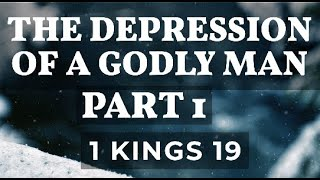 The Depression of a Godly Man.