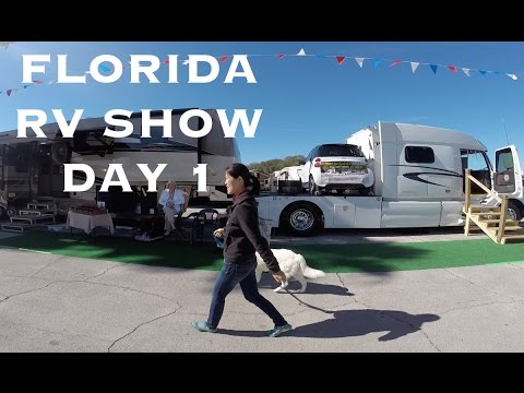 RV Shows 2019 - U S  and Canada Shows in Chronological Order