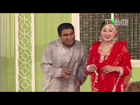 Best Of Gulfaam, Qaiser Piya and Rubi Anum New Pakistani Stage Drama Full Comedy Funny Clip