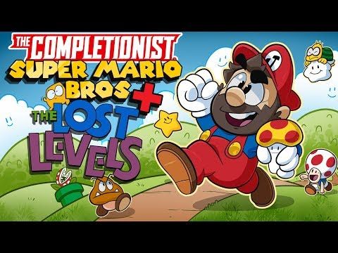 Super Mario Bros + The Lost Levels: The Most Mario | The Completionist | New Game Plus