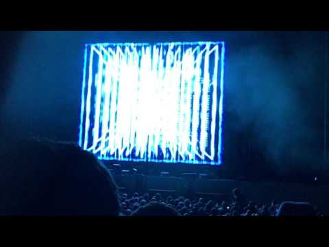 Jean-Michel Jarre @Greek Theatre - U.C. Berkeley 5-26-17