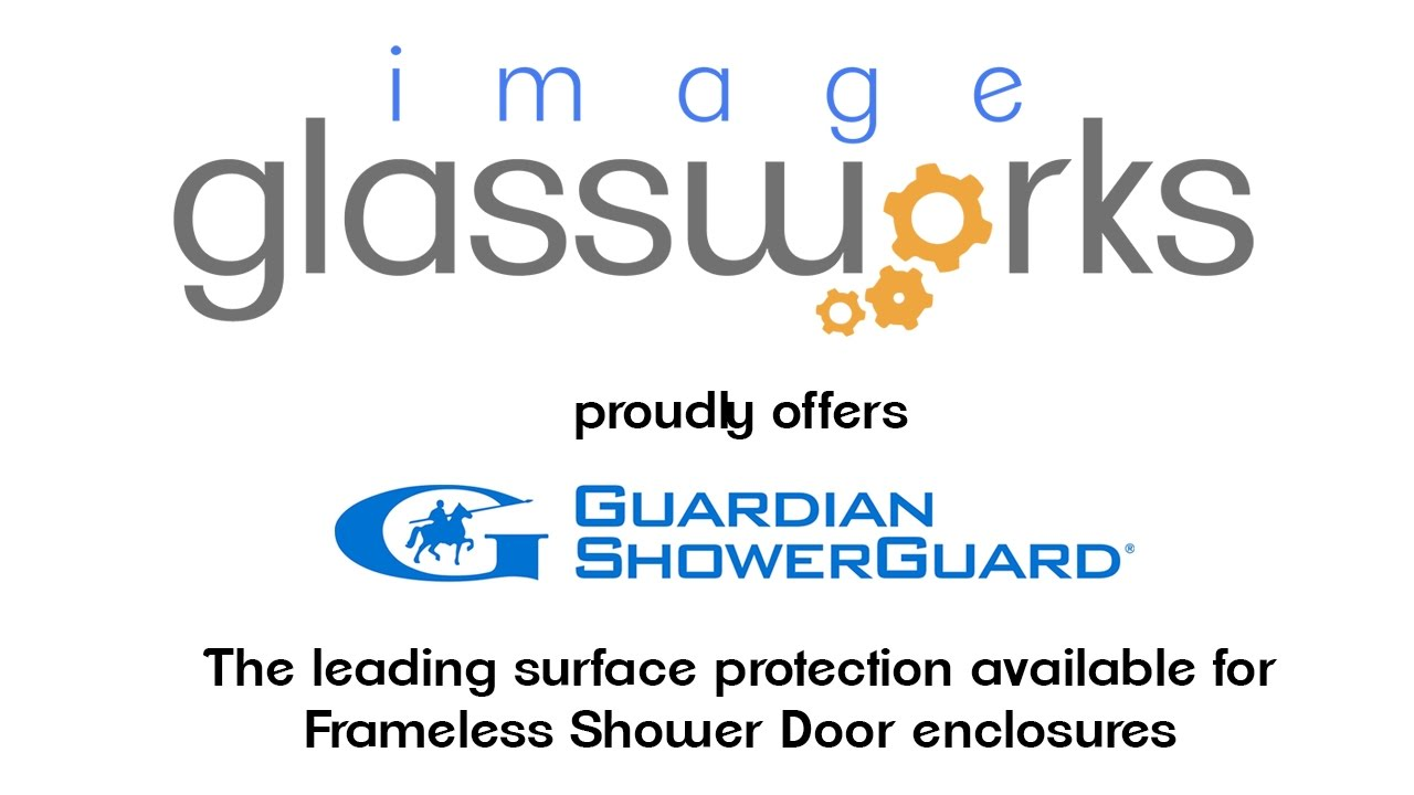 Guardian Showerguard Surface Protection For Frameless Shower Doors