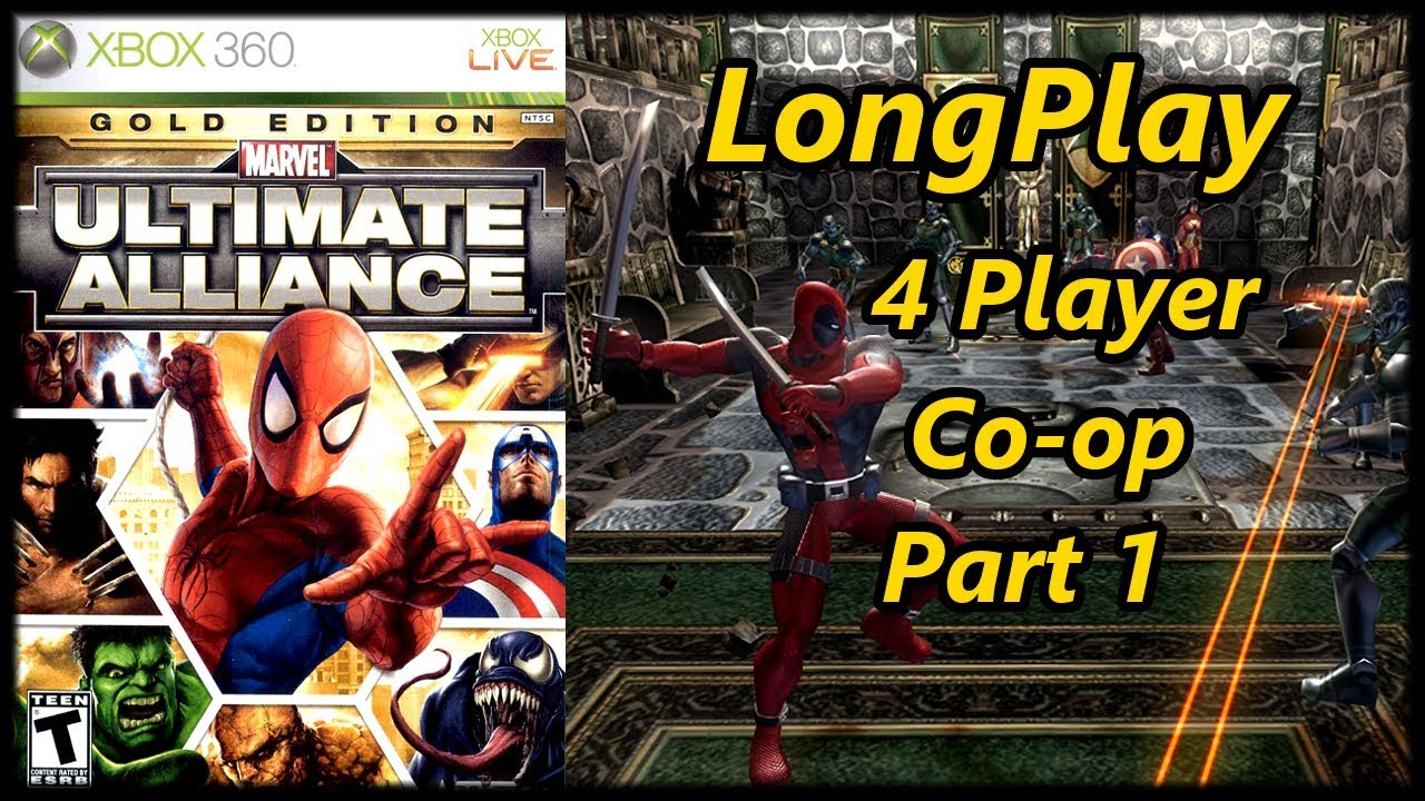 Marvel: ultimate alliance wiki guide ign.