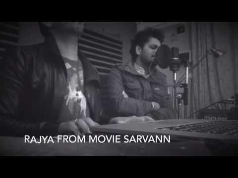 Rajya Studio Session   Sarvann Punjabi Movie   Gurshabad  Gurmoh   Harman   Rani Tatt  