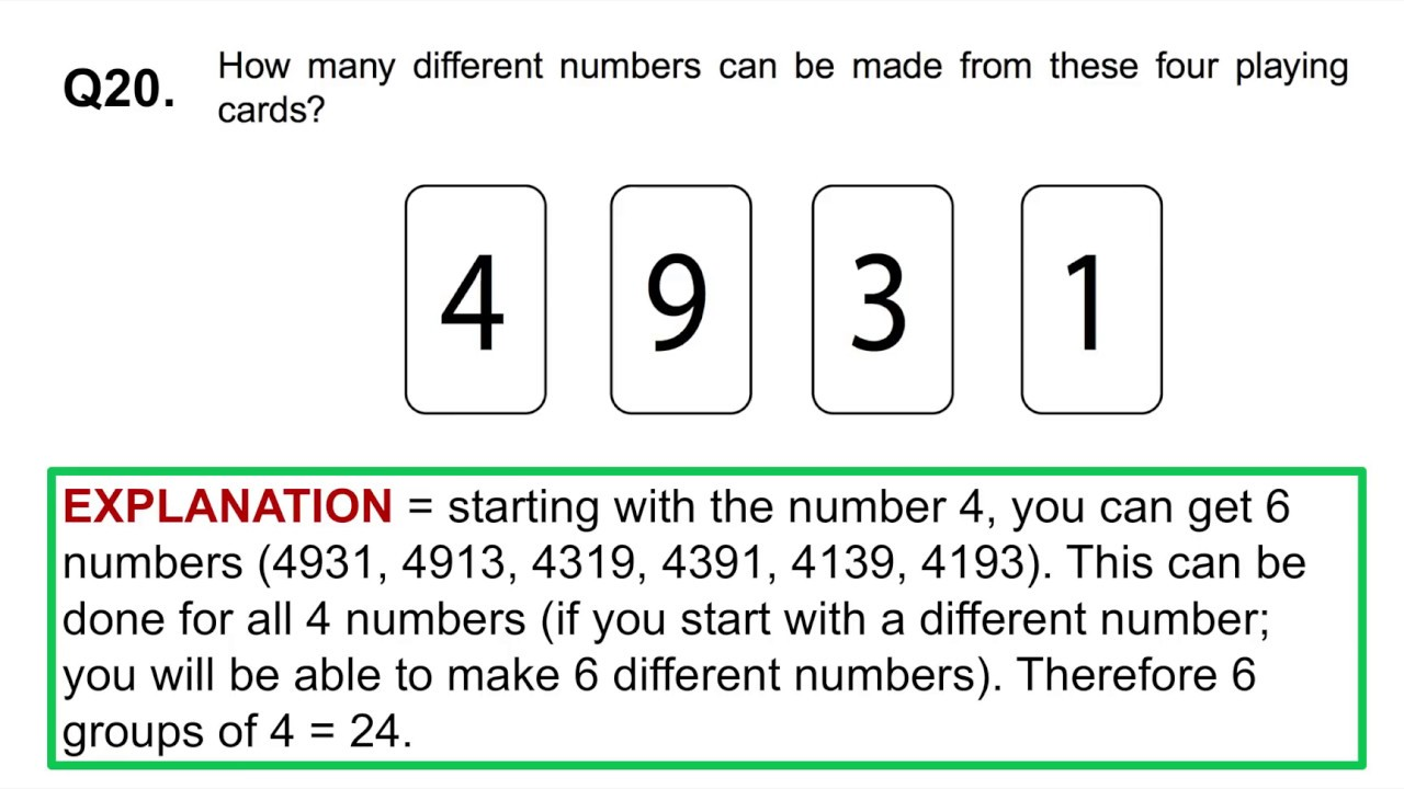NUMERICAL REASONING TEST Questions and Answers