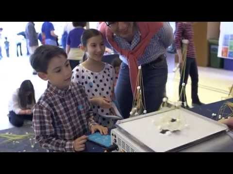 Parents & Science: 2014 Science Saturday at The Rockefeller University